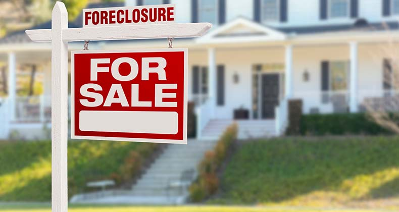 Three States Hold a Quarter of Foreclosure Inventory